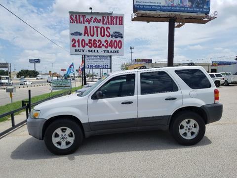 2006 Ford Escape for sale in San Antonio, TX