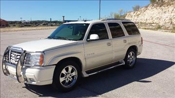2005 Cadillac Escalade for sale in San Antonio, TX