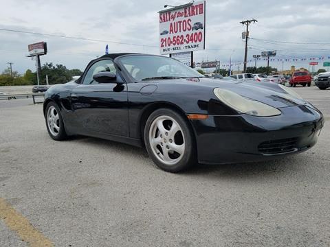 1999 Porsche Boxster for sale in San Antonio, TX