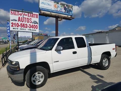2000 Chevrolet Silverado 1500 for sale in San Antonio TX