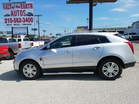 2011 Cadillac SRX for sale in San Antonio TX
