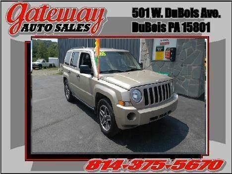 2009 Jeep Patriot for sale in Du Bois, PA