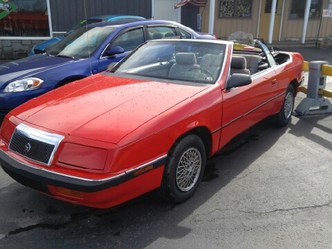 1992 Chrysler Le Baron for sale in Du Bois, PA