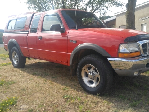 2000 Ford Ranger for sale in Du Bois, PA