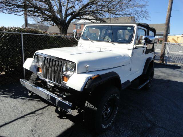 Used 1989 Jeep Wrangler For Sale Carsforsale Com