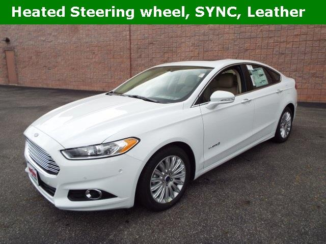 2015 Ford Fusion Hybrid for sale in Fairlawn OH