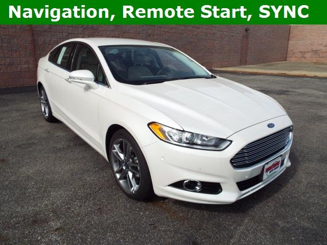 2015 Ford Fusion for sale in Fairlawn OH