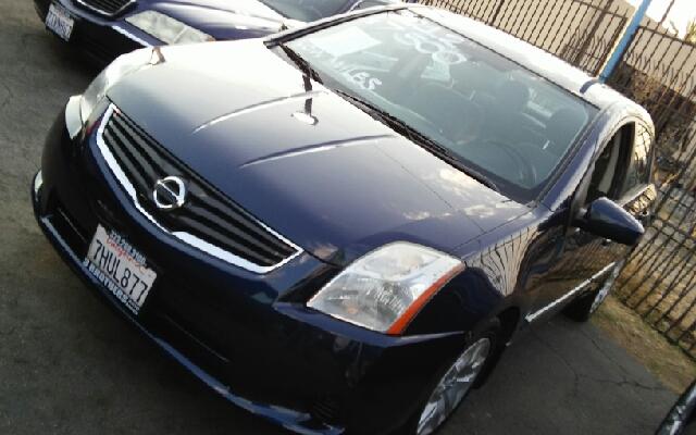 2012 Nissan Sentra 2.0 4dr Sedan CVT - Los Angeles CA
