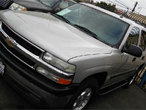 2005 Chevrolet Tahoe for sale in Los Angeles, CA