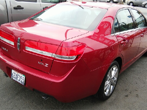 2011 Lincoln MKZ for sale in Los Angeles, CA