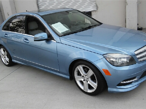 2011 Mercedes-Benz C-Class for sale in Los Angeles, CA