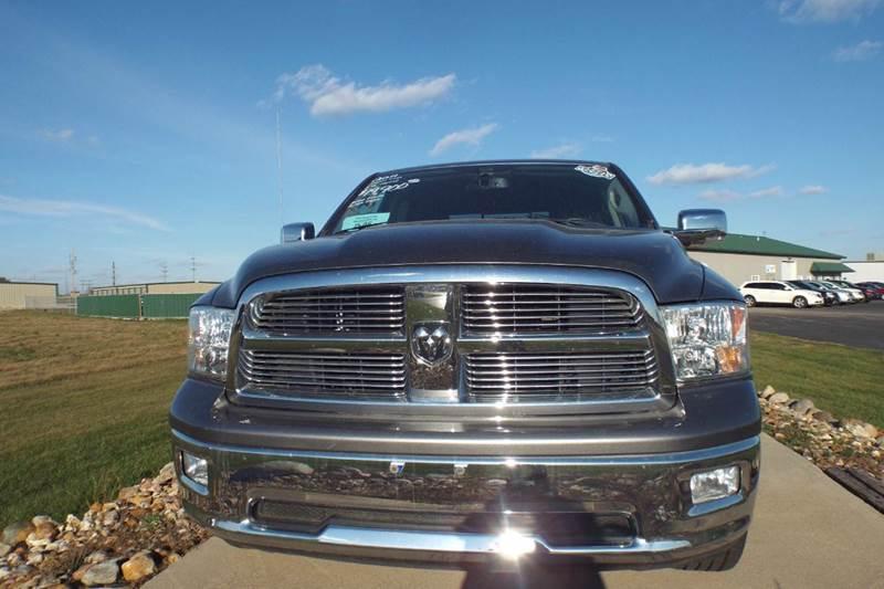 2011 Dodge Ram Pickup 1500