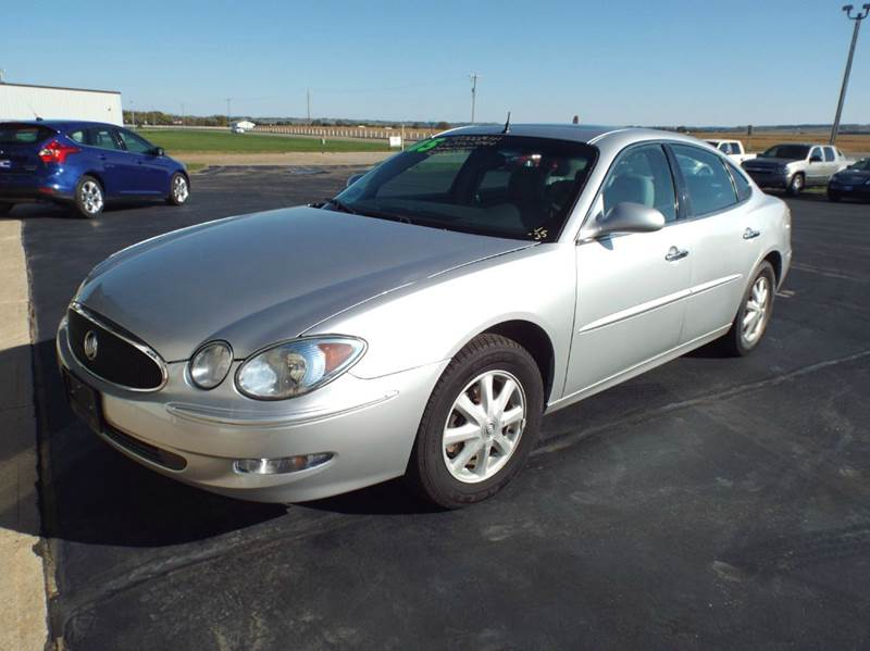 2005 buick lacrosse cxl 4dr sedan in canton sd g k supreme. Black Bedroom Furniture Sets. Home Design Ideas