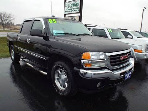 2005 GMC Sierra 1500 for sale in Canton, SD