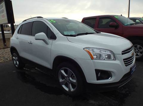 2015 Chevrolet Trax for sale in Canton, SD