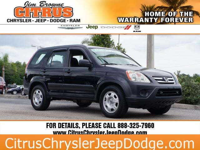 2005 Honda CR-V for sale in Dade City FL