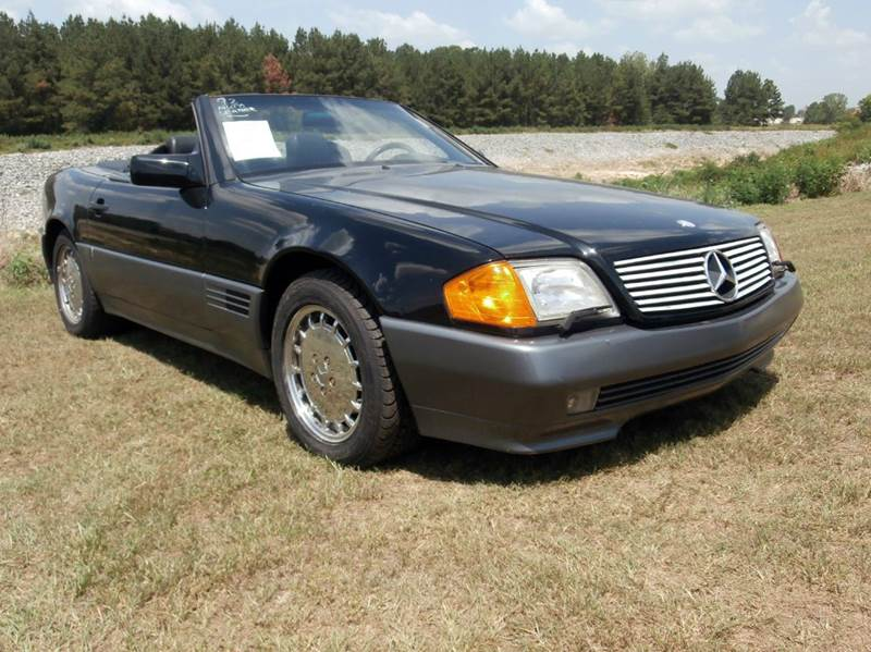 1992 mercedes benz 500 class 500sl 2dr convertible in for 1992 mercedes benz convertible