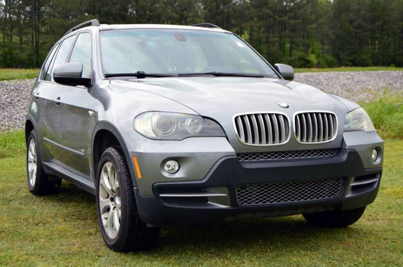 2007 Bmw X5 AWD 4.8i 4dr SUV In Meridian MS - Barker Auto