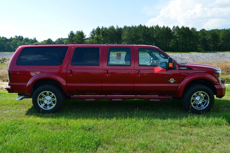Ford Excursion Mpg >> 2012 Ford Excursion 6 Door In Meridian MS - Barker Auto