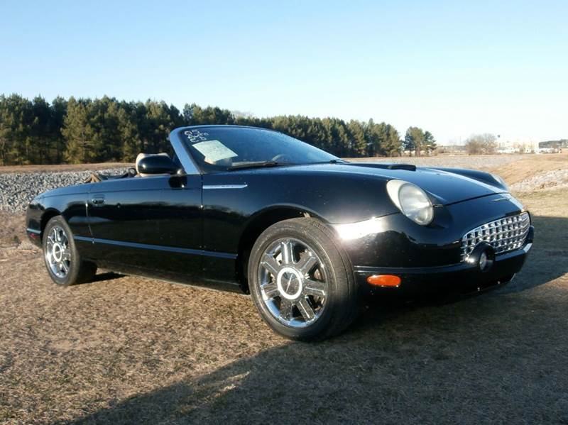 2005 ford thunderbird for sale in naperville il. Black Bedroom Furniture Sets. Home Design Ideas