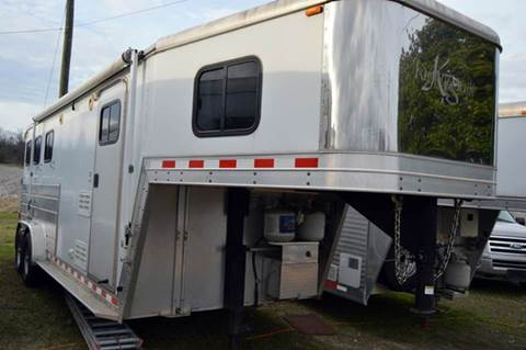 2008 Kiefer 3Horse for sale in Meridian, MS