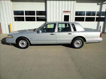 1997 Lincoln Town Car for sale in Vermillion, SD