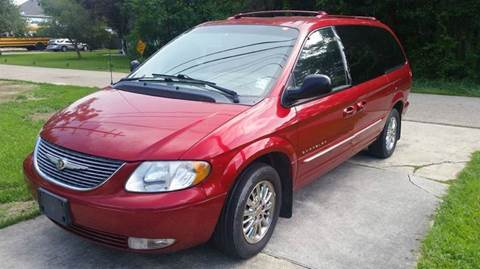 2001 Chrysler Town and Country for sale in Mandeville, LA