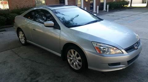 2006 Honda Accord for sale in Mandeville LA