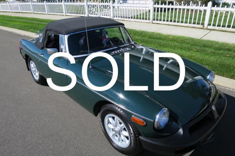 1974 MG MGB for sale in Milford, CT