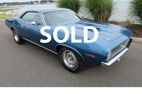 1970 Plymouth Barracuda for sale in Milford, CT