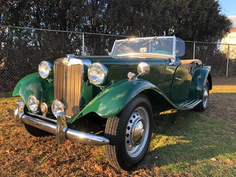 1952 MG n/a for sale in Milford, CT