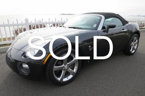 2008 Pontiac Solstice for sale in Milford, CT
