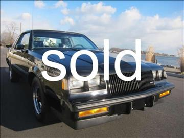 1987 Buick Grand National for sale in Milford, CT
