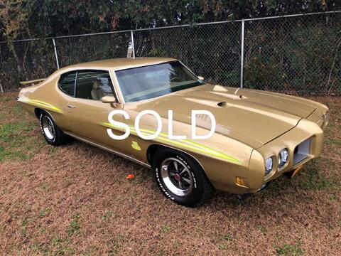 1970 Pontiac GTO for sale in Milford, CT