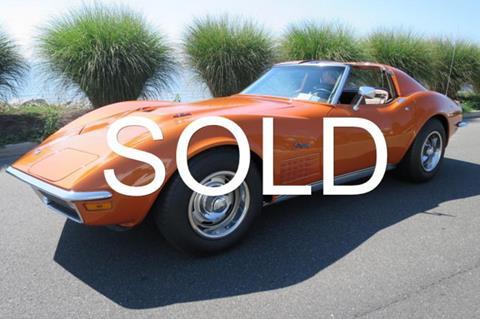 1972 Chevrolet Corvette for sale in Milford, CT