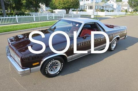 1985 Chevrolet El Camino for sale in Milford, CT
