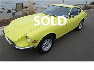 1970 Datsun 240Z for sale in Milford, CT