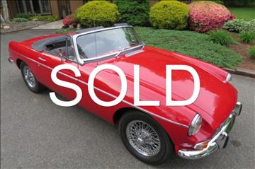 1967 MG MGB for sale in Milford, CT