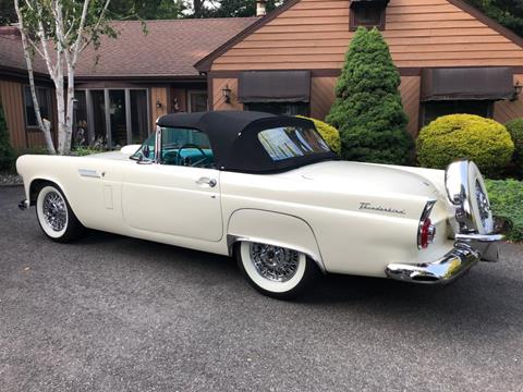1956 Ford Thunderbird For Sale In Connecticut Carsforsale