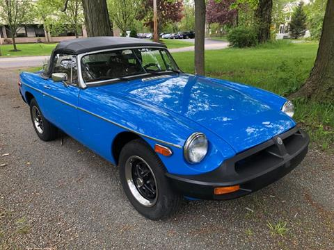 1980 MG MGB for sale in Milford, CT
