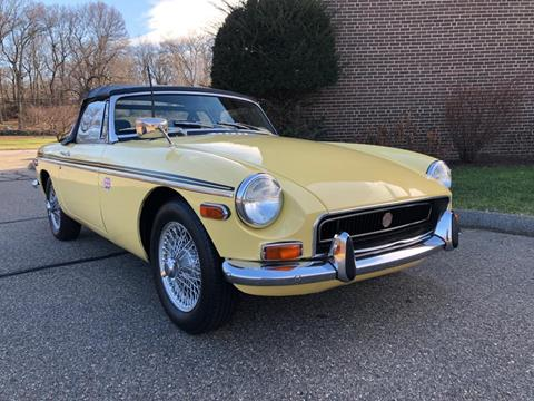 1970 MG MGB for sale in Milford, CT
