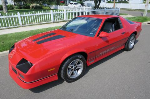 1985 Chevrolet Camaro for sale in Milford, CT
