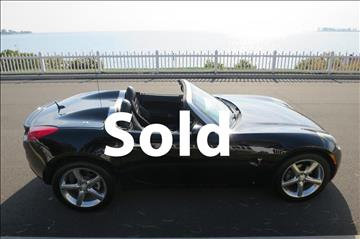 2010 Pontiac Solstice for sale in Milford, CT