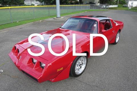 1981 Pontiac Firebird for sale in Milford, CT