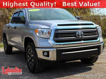 Labadie Bay City >> 2015 Toyota Tundra For Sale - Carsforsale.com
