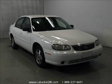 2005 Chevrolet Classic for sale in Bay City, MI