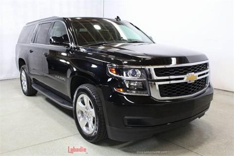 2017 chevrolet suburban for sale in michigan carsforsale. Black Bedroom Furniture Sets. Home Design Ideas