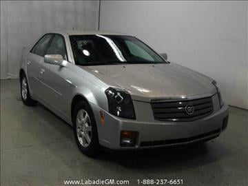 2005 Cadillac CTS for sale in Bay City, MI