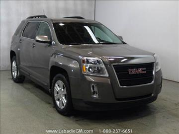 2011 GMC Terrain for sale in Bay City, MI