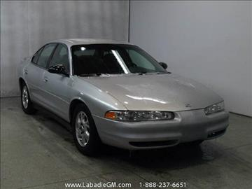2001 Oldsmobile Intrigue for sale in Bay City, MI